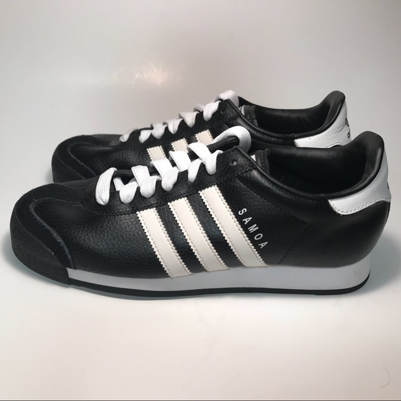 c43d4af226596f adidas Other - Adidas Samoa black with white stripe sneakers 8